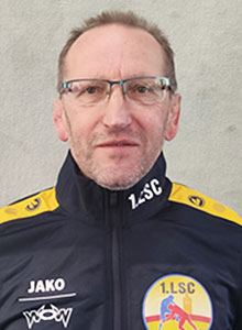Trainer Heiko Röll