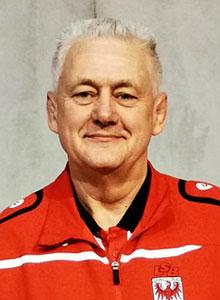Nachwuchstrainer Ulrich Franke