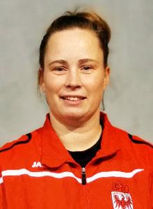 Nachwuchstrainerin Annika-Hoffmann