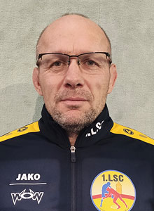 Vereinstrainer Andreas Zabel