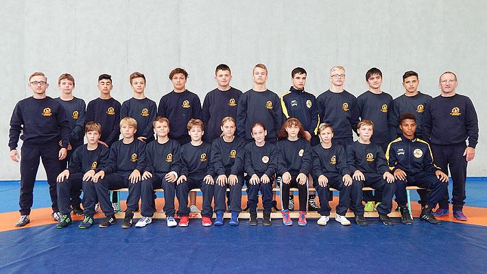 1. Luckenwalder SC - Trainingsgruppe A/B-Jugend