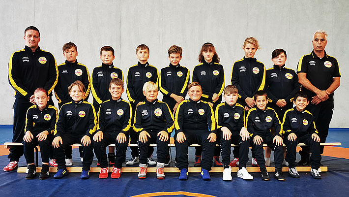 1. Luckenwalder SC - Trainingsgruppe C/D-Jugend