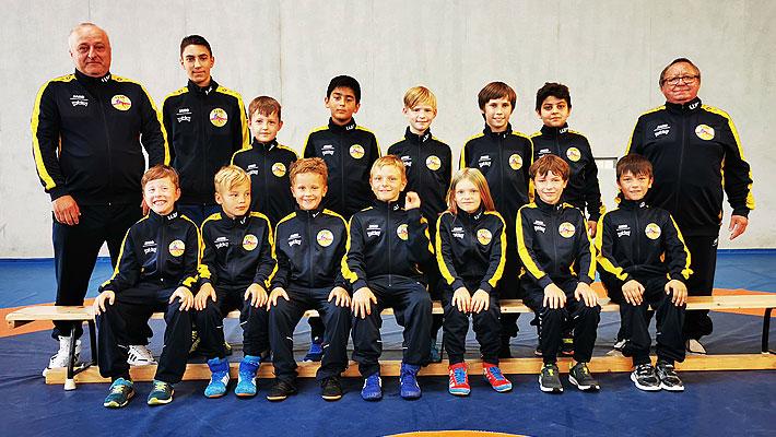 1. Luckenwalder SC - Trainingsgruppe D/E-Jugend
