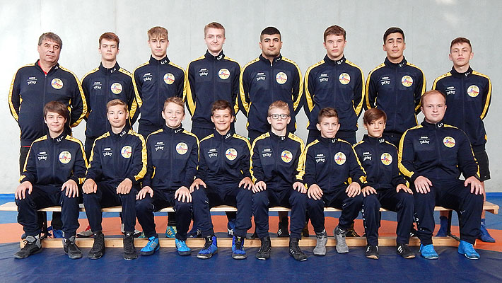 1. Luckenwalder SC - Trainingsgruppe Junioren