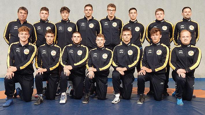 1. Luckenwalder SC - Trainingsgruppe Senioren und Junioren