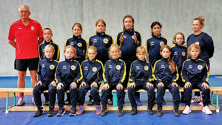 1. Luckenwalder SC - Trainingsgruppe Weibliche Jugend